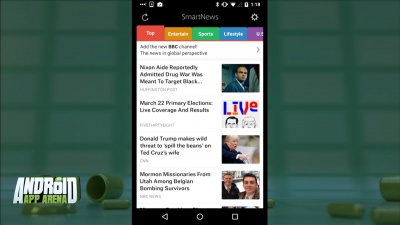 SmartNews for Android