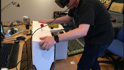 The Ultimate VR Build...Plays Pinball?