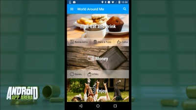World Around Me for Android