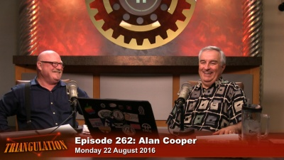 Alan Cooper -Visual Basic, early software, interaction design