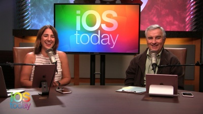Megan Morrone and Leo Laporte