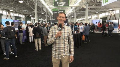 Jason Howell at TechCrunch Disrupt