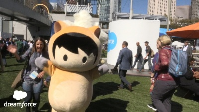 Dreamforce in San Francisco