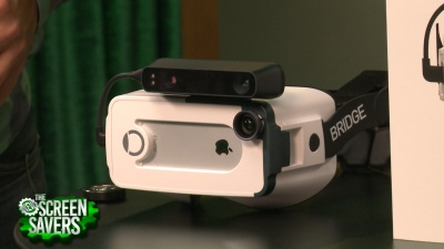 Hands-on with Occipital Bridge - mixed realtiy for the iPhone.