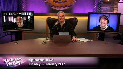Rene Ritchie, Leo Laporte, and Andy Ihnatko
