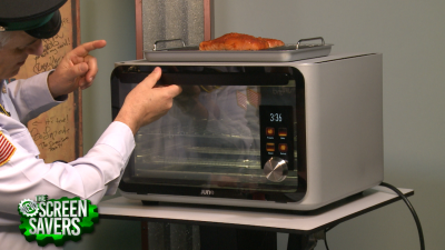 Cooking with the June Intelligent Oven
