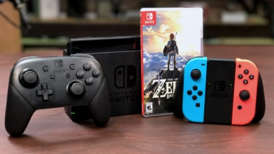 A full review of the Nintendo Switch with John Davison of Glixel.com.
