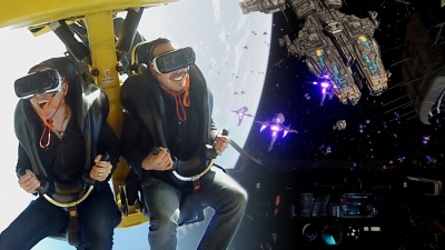 Ride a VR roller coaster, Samsung S8, and the Apple iCloud hack.