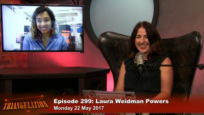 Laura Weidman Powers