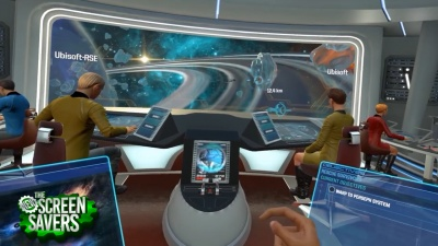 Delivery robot Relay, Star Trek: Bridge Crew, real-life tricorder DxtER, and more.