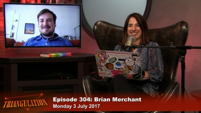 Brian Merchant: The One Device
