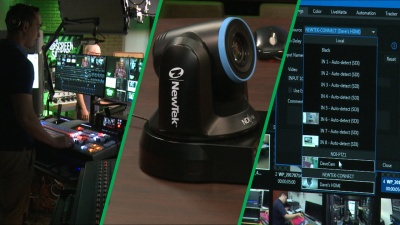 Video Over IP with NewTek NDI