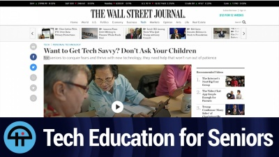 Want to Get Tech Savvy? Dont Ask Your Children - WSJ