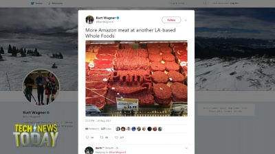 Photo of Amazon meat - @kurtwagner8
