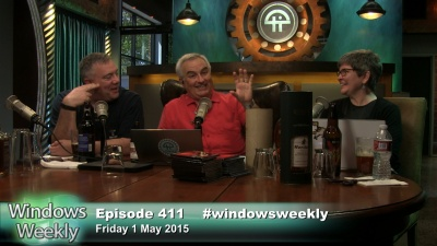Windows Weekly 411