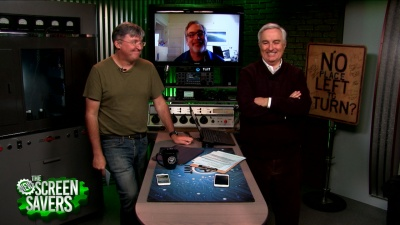 Leo Laporte and Jason Snell talk with Rafe Needleman about 'tech etiquette'