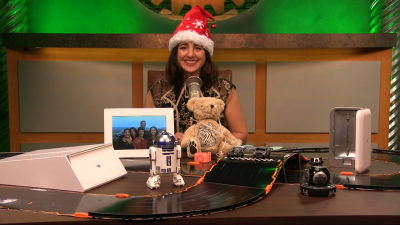 The 2017 Holiday Gift Guide episode.