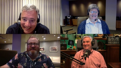 Paul Thurrott, Mary Jo Foley, Peter Bright, and Leo Laporte