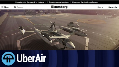 Uber Drone