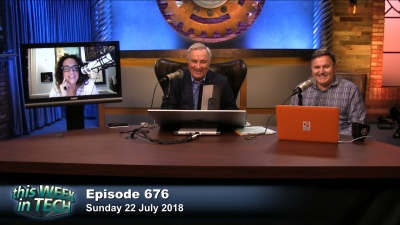Amy Webb, Leo Laporte, and Greg Ferro