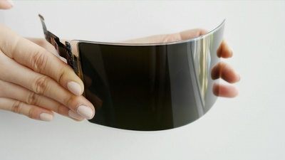 Samsung's Unbreakable Phone Screens