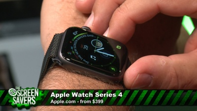 Hands-on Apple Watch Series 4