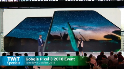 Pixel 3 and Pixel 3 XL at the Made by Google 2018 Event