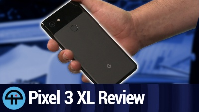 Hands-on the Google Pixel 3 XL