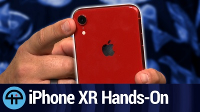 Hands-on Apple iPhone XR