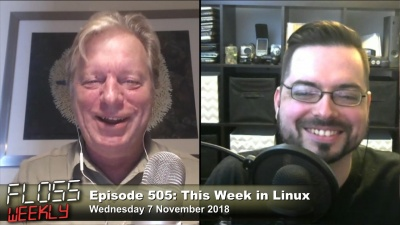 The Creator of This Week in Linux