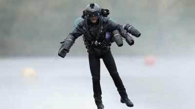 Fly like Iron Man with Gravity's $440K Jet Suit