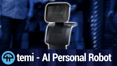 temi - the personal, home robot