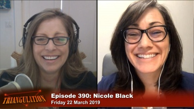 Nicole Black on the intersection of law and technology.