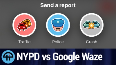 The NYPD wants Google to remove user reports on speed traps in Waze.