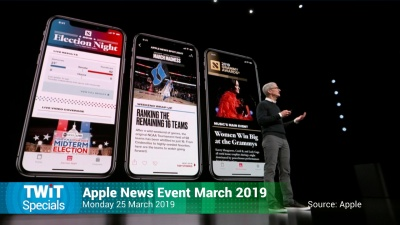 Apple Spring Event 2019