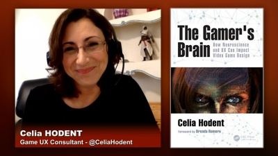 Celia Hodent - The Gamer's Brain