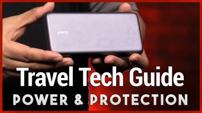 Travel Tech Guide - Power & Protection for Geeks on the Go