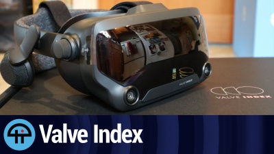 Valve Index First Look from Sam from Ars Technica