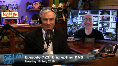 DNS Encryption, Ransomware, and more