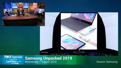 Samsung Shows Off the Note 10