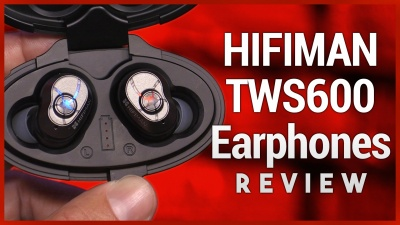 HIFIMAN TWS600 Review - Wireless Bluetooth Earphones With Reception up to 150 Meters