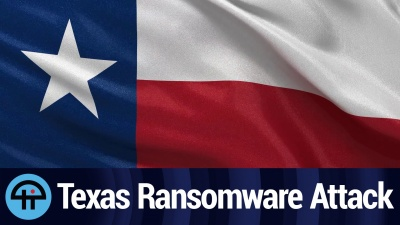 Texas Ransomware Attack