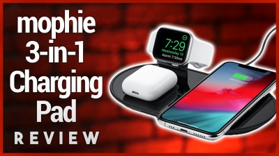 Mophie 3-in-1 Wireless Charging Pad Review - Apple AirPower Mat Alternative