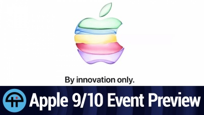 Apple 9/10 Event Preview