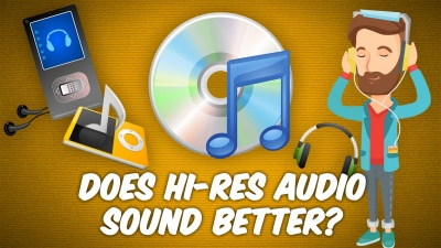 Does Hi-Res Audio Sound Better?