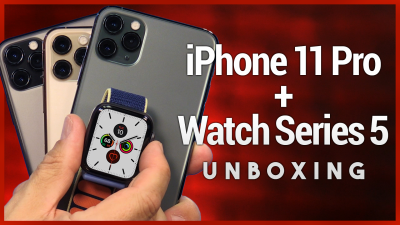 First Look at 3-Camera iPhone & Always-On Smartwatch
