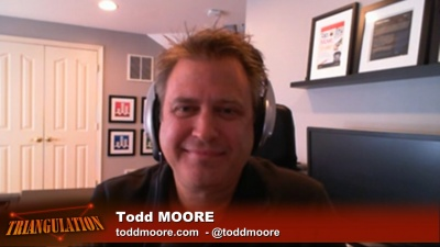 TMSOFT founder and White Noise app creator Todd Moore.