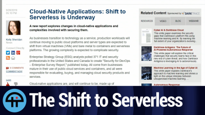 The Shift to Serverless is Real