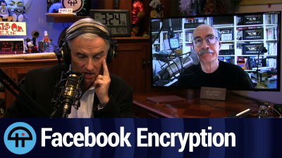 Facebook, Encryption, and Law