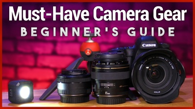 Must-Have Photography Gear for Beginners